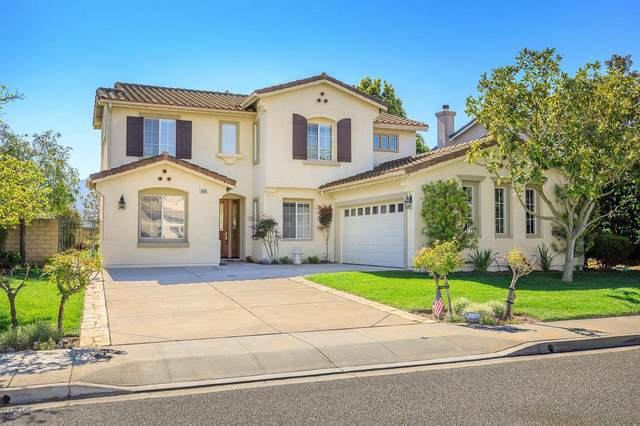 638 Via Linda, Newbury Park, CA 91320 (#220003458) :: The Suarez Team