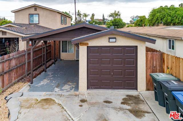 11846 168TH St, Artesia, CA 90701 (MLS #20-567094) :: The Sandi Phillips Team