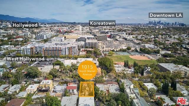 1015 N Martel Ave, West Hollywood, CA 90046 (MLS #20-568072) :: The John Jay Group - Bennion Deville Homes