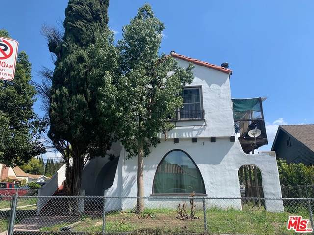3289 Larga Ave, Los Angeles, CA 90039 (MLS #20-567982) :: The John Jay Group - Bennion Deville Homes