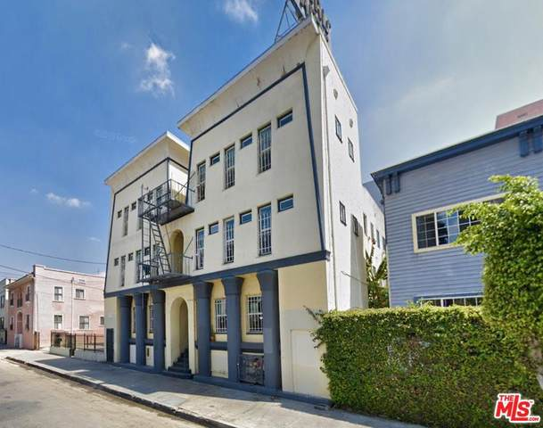 430 S Union Ave, Los Angeles, CA 90017 (MLS #20-568096) :: The John Jay Group - Bennion Deville Homes