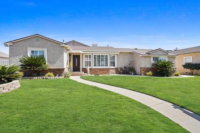 1162 Casa Vista Drive, Pomona, CA 91768 (#820001214) :: The Suarez Team