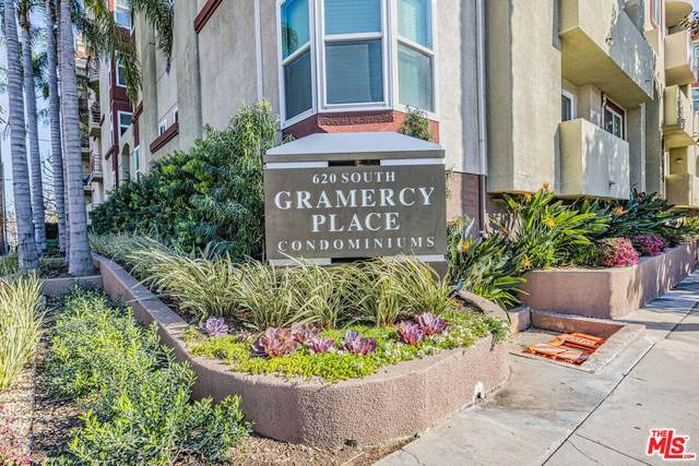 620 S Gramercy Pl #202, Los Angeles, CA 90005 (MLS #21-723070) :: Hacienda Agency Inc