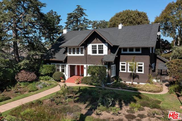 435 Georgina Ave, Santa Monica, CA 90402 (#21-758968) :: Montemayor & Associates