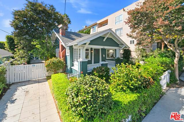 1017 Hancock Ave, West Hollywood, CA 90069 (MLS #21-763052) :: Mark Wise | Bennion Deville Homes
