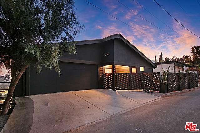 3069 Knob Dr, Los Angeles, CA 90065 (#21-766050) :: TruLine Realty