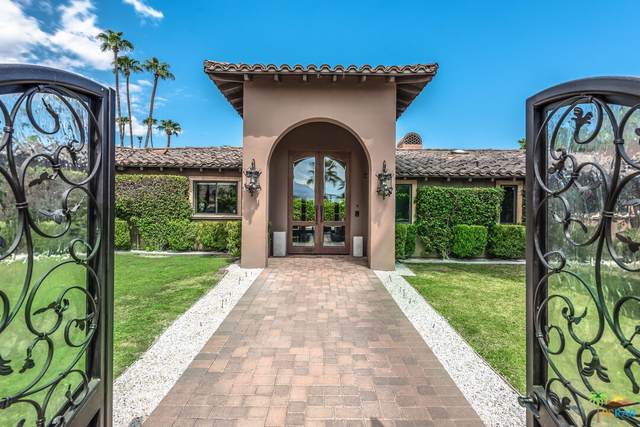 252 Camino Del Sur, Palm Springs, CA 92262 (MLS #21-767612) :: Zwemmer Realty Group