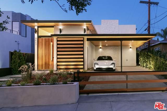 8617 Higuera St, Culver City, CA 90232 (MLS #21-769112) :: Mark Wise   Bennion Deville Homes