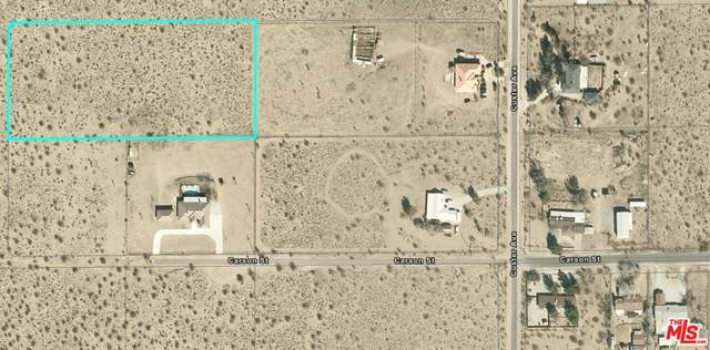 0 Custer But See Coordinates in Remarks, Lucerne Valley, CA 92356 (MLS #21-772870) :: Zwemmer Realty Group