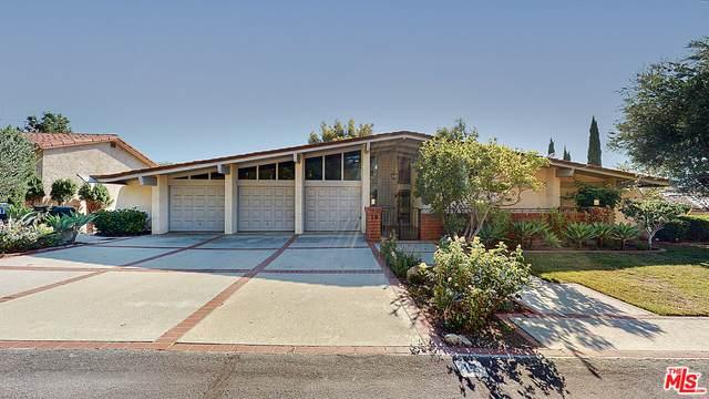 19 Martingale Dr, Rancho Palos Verdes, CA 90275 (MLS #21-776330) :: Mark Wise | Bennion Deville Homes