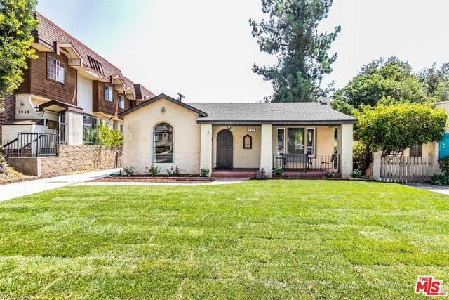 1044 Rosedale Ave, Glendale, CA 91201 (#21-776792) :: The Bobnes Group Real Estate
