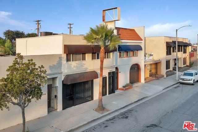 5833 E Beverly Blvd, Los Angeles, CA 90022 (#21-776800) :: Vida Ash Properties | Compass