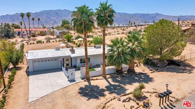 73467 Desert Trail Dr, TWENTY-NINE PALMS, CA 92277 (#21-777326) :: Lydia Gable Realty Group