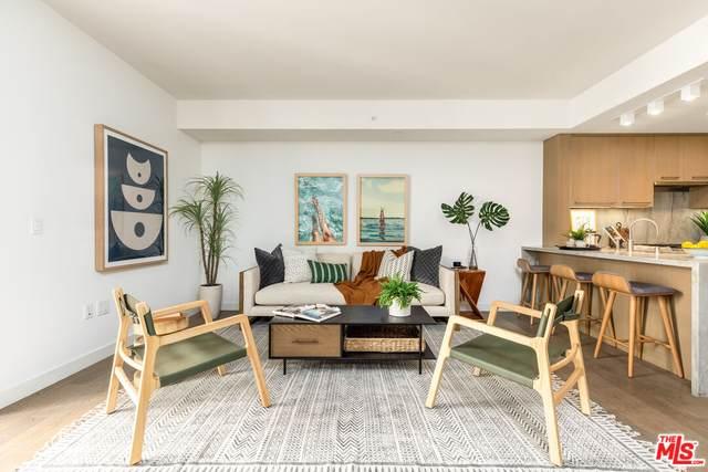 1755 Ocean Ave #508, Santa Monica, CA 90401 (MLS #21-777340) :: Mark Wise | Bennion Deville Homes