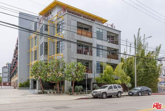 4141 Glencoe Ave #214, Marina Del Rey, CA 90292 (#21-777682) :: The Pratt Group