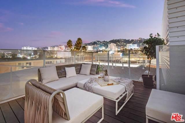 1030 N Kings Rd #404, West Hollywood, CA 90069 (#21-777738) :: Montemayor & Associates