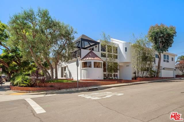 3013 N Poinsettia Ave, Manhattan Beach, CA 90266 (#21-778100) :: The Suarez Team
