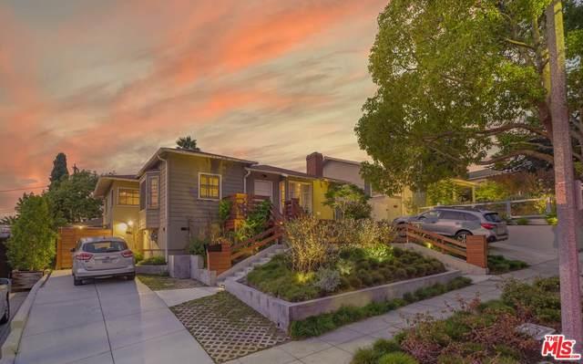1219 Ashland Ave, Santa Monica, CA 90405 (#21-778304) :: Montemayor & Associates