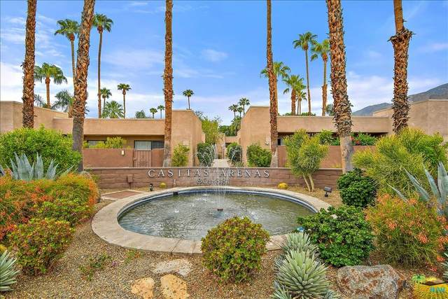 811 E Arenas Rd, Palm Springs, CA 92262 (MLS #21-778572) :: The John Jay Group - Bennion Deville Homes