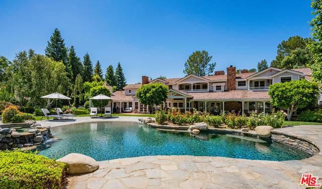 24733 Long Valley Rd, Hidden Hills, CA 91302 (#21-778624) :: The Pratt Group