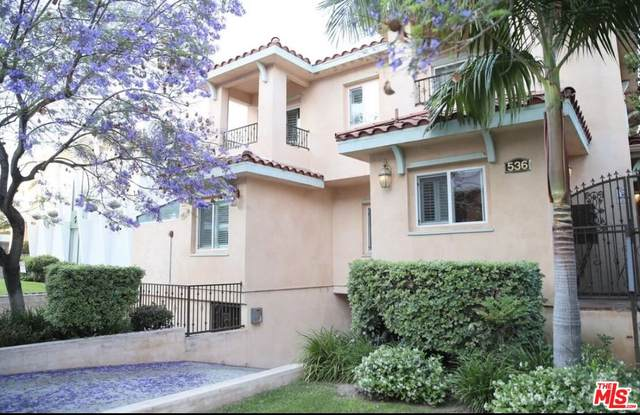 536 N Maryland Ave #4, Glendale, CA 91206 (#21-778780) :: Lydia Gable Realty Group