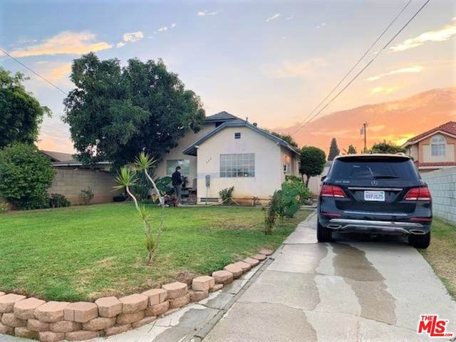 233 S New Ave, Monterey Park, CA 91755 (#21-778910) :: Lydia Gable Realty Group