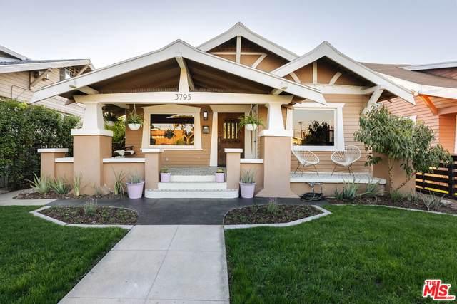 3795 S La Salle Ave, Los Angeles, CA 90018 (MLS #21-779020) :: Mark Wise   Bennion Deville Homes