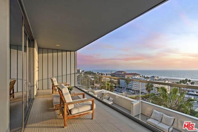 1755 Ocean Ave Ph9c, Santa Monica, CA 90401 (#21-779044) :: The Suarez Team