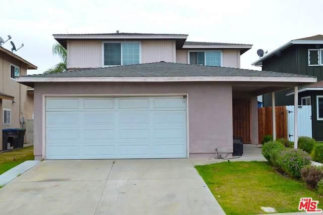 17510 Bauchard Ct, Carson, CA 90746 (MLS #21-779132) :: Mark Wise   Bennion Deville Homes