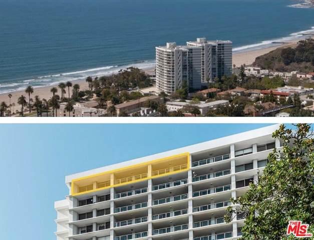 201 Ocean Ave 1906B, Santa Monica, CA 90402 (#21-779594) :: The Grillo Group