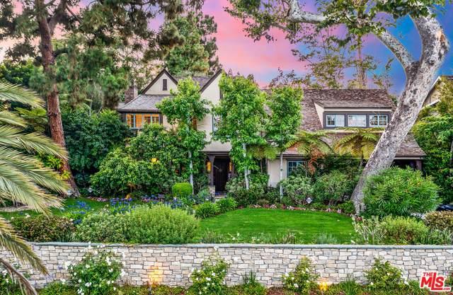 425 Marguerita Ave, Santa Monica, CA 90402 (#21-779670) :: Lydia Gable Realty Group