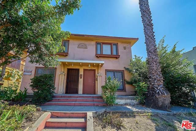 3014 W 12Th St, Los Angeles, CA 90006 (#21-779882) :: The Pratt Group