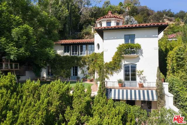 7475 Hillside Ave, Los Angeles, CA 90046 (#21-779966) :: The Parsons Team