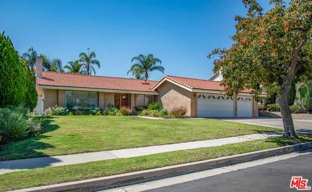 10929 Sunnybrae Ave, Chatsworth, CA 91311 (MLS #21-780048) :: Mark Wise | Bennion Deville Homes