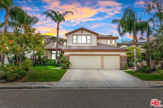26538 Huntwood Ln, Canyon Country, CA 91387 (#21-780086) :: Randy Plaice and Associates