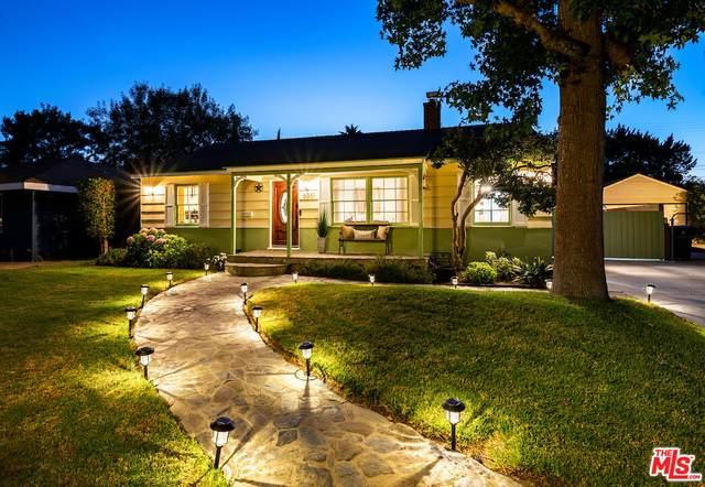 6551 Firmament Ave, Van Nuys, CA 91406 (#21-780336) :: Montemayor & Associates