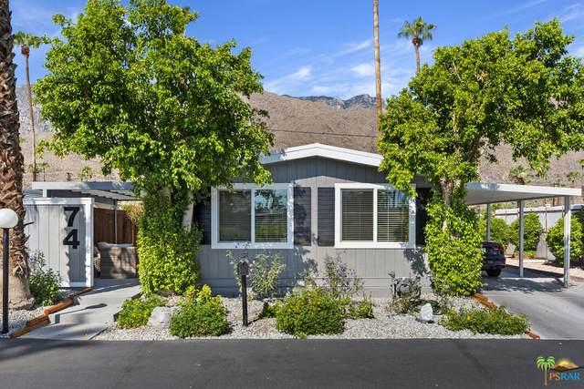 74 Nile, Palm Springs, CA 92264 (MLS #21-780448) :: Brad Schmett Real Estate Group