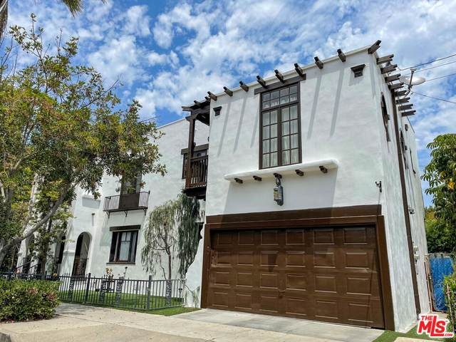 341 W 21St St, Long Beach, CA 90806 (#21-780762) :: Lydia Gable Realty Group