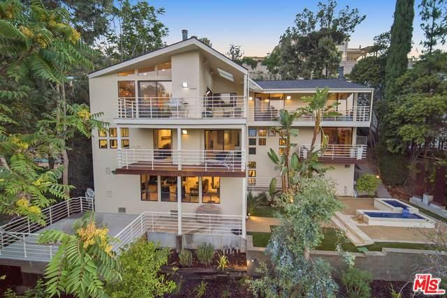 4034 Witzel Dr, Sherman Oaks, CA 91423 (#21-780808) :: The Bobnes Group Real Estate