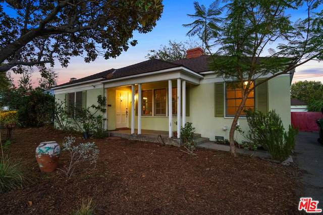4838 Denny Ave, North Hollywood, CA 91601 (MLS #21-780928) :: The John Jay Group - Bennion Deville Homes