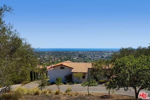 911 Alameda Padre Serra, Santa Barbara, CA 93103 (#21-780956) :: The Suarez Team