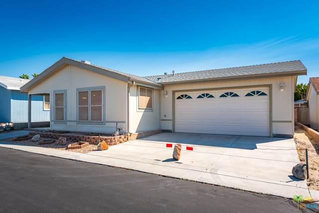 69525 Dillon Rd #59, Desert Hot Springs, CA 92241 (MLS #21-780976) :: Zwemmer Realty Group