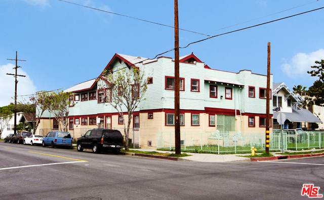 2327 S Budlong Ave, Los Angeles, CA 90007 (#21-780990) :: TruLine Realty