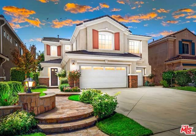 22436 Skylake Pl, Santa Clarita, CA 91390 (#21-781098) :: Vida Ash Properties | Compass
