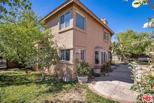 38208 37Th St, Palmdale, CA 93550 (#21-781116) :: Randy Plaice and Associates