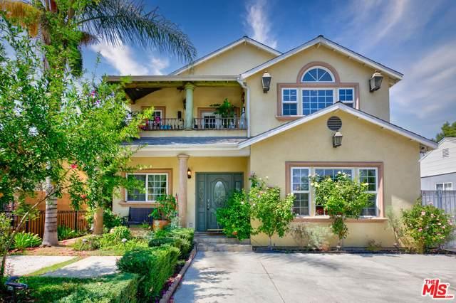 6619 Babcock Ave, North Hollywood, CA 91606 (#21-781118) :: Vida Ash Properties | Compass