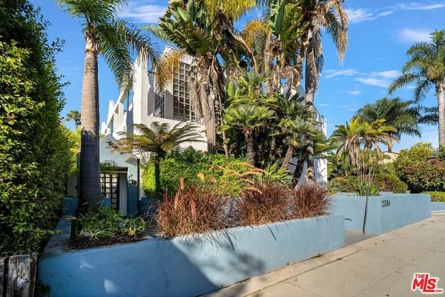 2336 28Th St E, Santa Monica, CA 90405 (MLS #21-781322) :: Mark Wise | Bennion Deville Homes