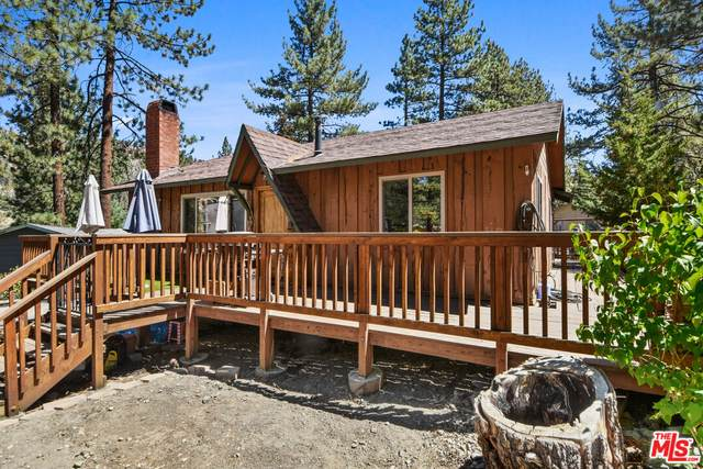 6289 Berne Pl, Wrightwood, CA 92397 (MLS #21-781338) :: Zwemmer Realty Group