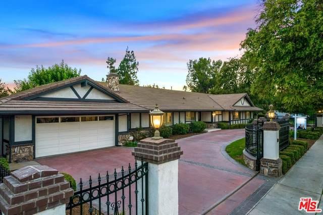 17410 Rayen St, SHERWOOD FOREST, CA 91325 (#21-781350) :: Lydia Gable Realty Group