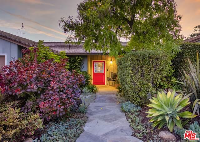 20 Alston Pl, Santa Barbara, CA 93108 (MLS #21-781414) :: Mark Wise   Bennion Deville Homes
